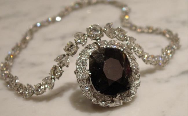 Черный бриллиант Орлов