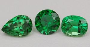 Зеленый цаворит
