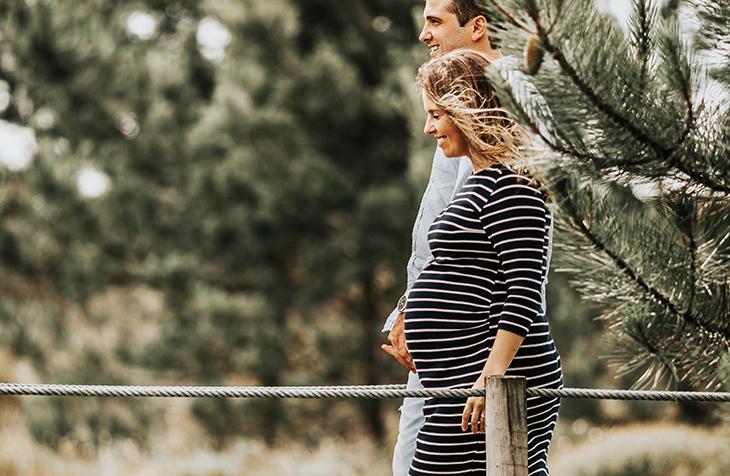 что подарить беременной женщине