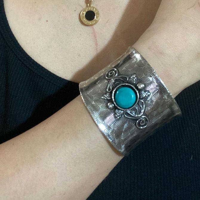Как носить браслет-манжеты 9