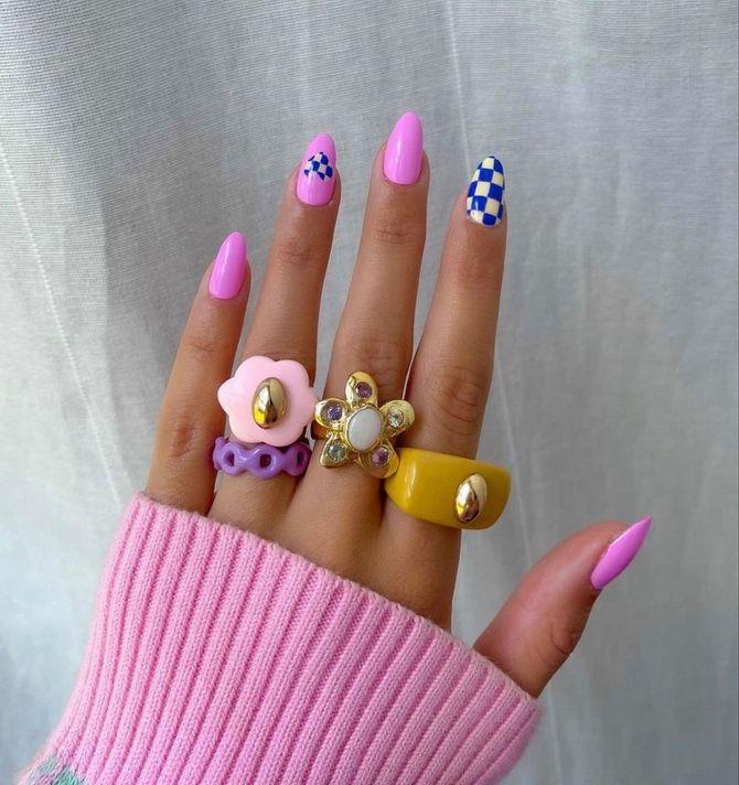 Пластиковые кольца — модный тренд в игрушечном стиле 20