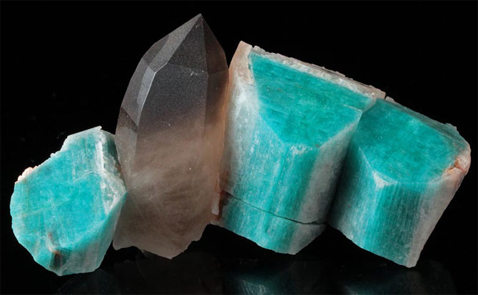 добытый минерал
