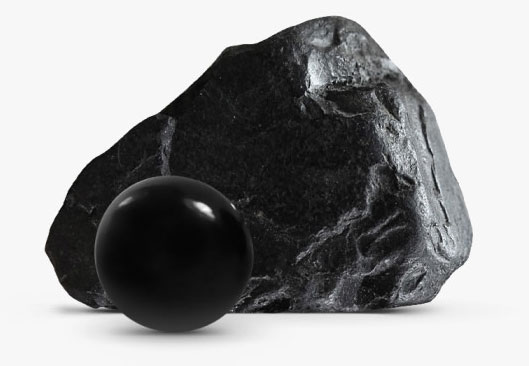 чёрная яшма