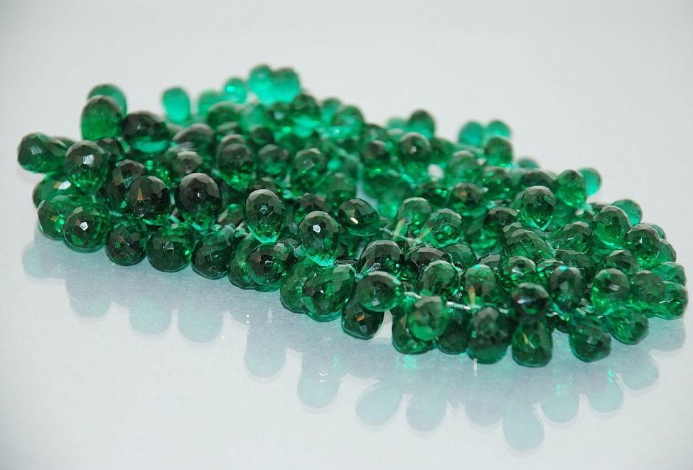 зеленая шпинель