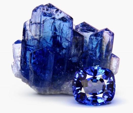 минерал с камнем